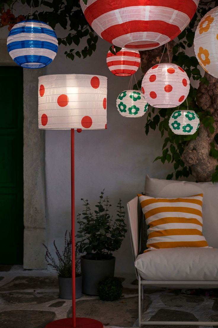 Ikea Meinikea Garten Outdoor Ikea Deutschland Ikea Deutschland Uns Geht Ein Licht Auf Schone Beleuc Beautiful Lighting Ikea Paper Ornaments Diy