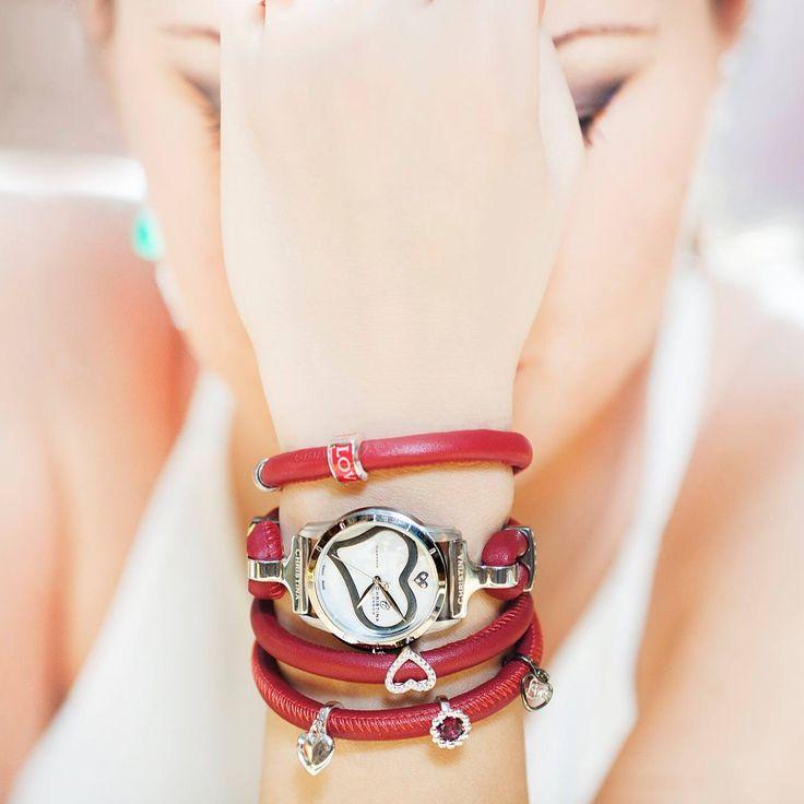 Beautiful Christina Jewelry & Watches. Always with genuine gemstones. http://www.christinajewelry.com