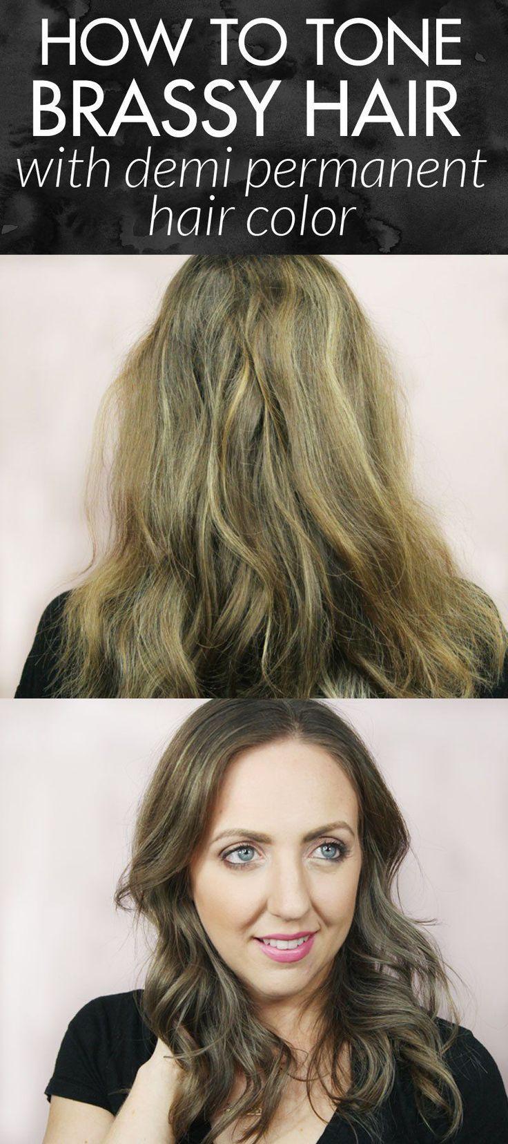 Best Toner For Brassy Hair Brassy hair, Sally beauty
