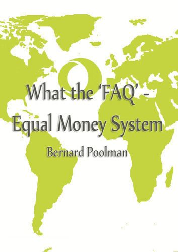 Within this part of the interview series, Bernard will be laying out the basic structure of the Equal Money System, through answering the frequently asked questions with regards to the Equal Money System.