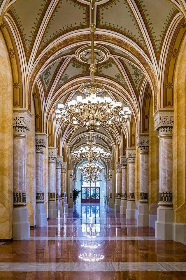 The Vigadó, #Budapest, #Hungary