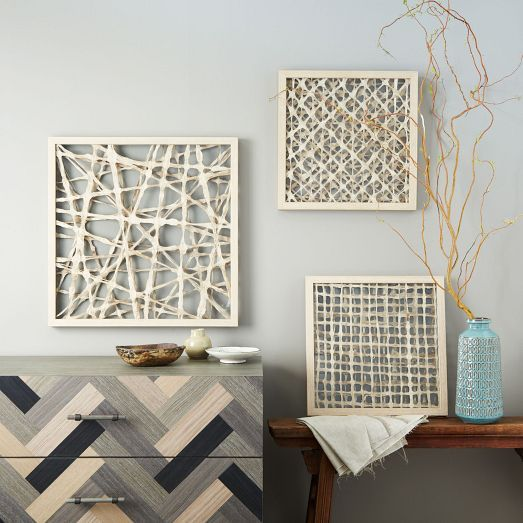 Handmade Paper Wall Art West Elm Paper Wall Art Paper