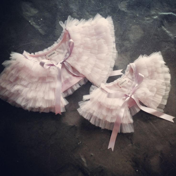 ballet baby cape