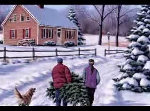 """Celine Dion """"So this is Christmas"""" Music Video  / - - Bookmark Your Local 14 day Weather FREE > www.weathertrends360.com/dashboard No Ads or Apps or Hidden Costs"""