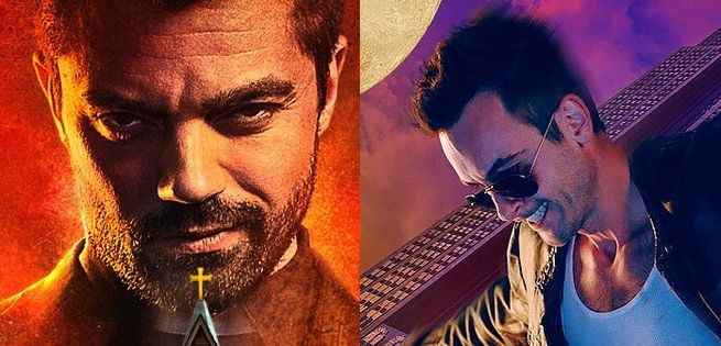 New Jesse & Cassidy Posters Recreate Preacher Comic Book Covers