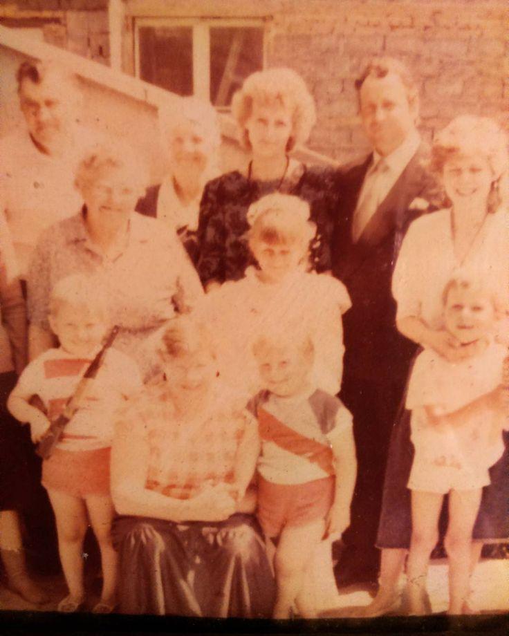 Zdjęcia retro miałem zanim to zaczęło być modne. #famili #reunion #świeta #Kids #childchood