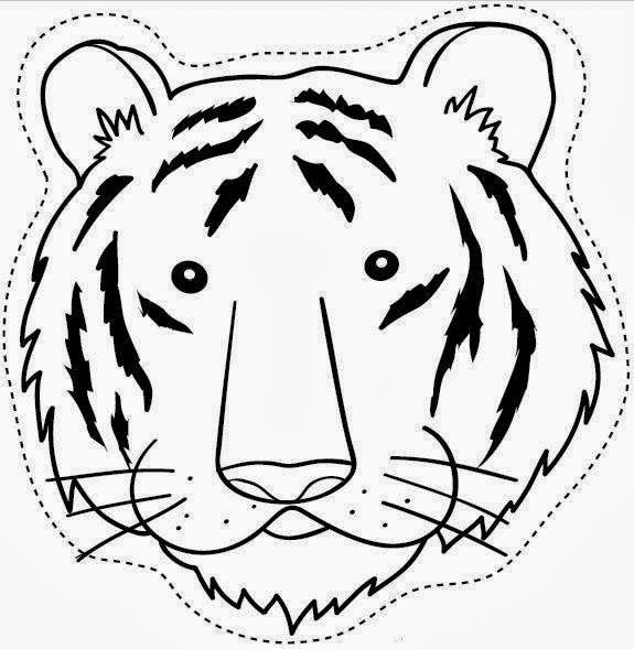 Ms de 25 ideas increbles sobre Caretas de animales en Pinterest