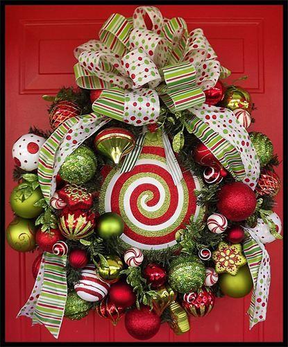 adornos de navidad en fieltro para las puertas buscar con google