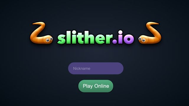 """You may remember a game by the name of """"agar.io"""" a couple months ago that got popular very quickly. Today, we have for youslither.io! Slither.io plays just like agar.io, but with the rules of the classic game """"Snake"""" implemented! Make other snakes collide with your body to make themexplode, then eat their remains to grow"""
