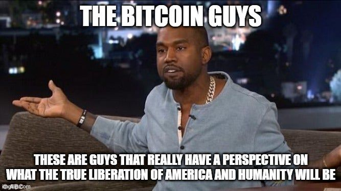 Kanye West Goes All In On Bitcoin Rap Quotes Funny Funny Quotes Rap Quotes