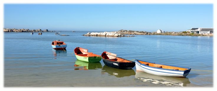 Jacobsbaai, Western Cape, South Africa...