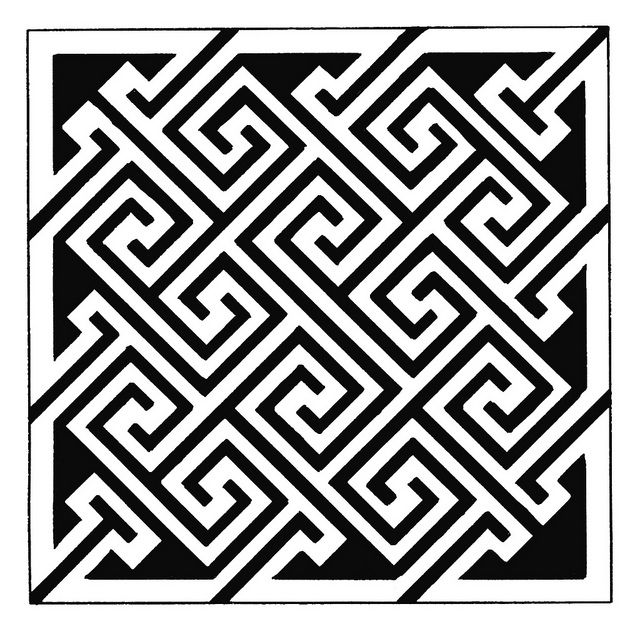do not fret these patterns are timeless and beautiful you can find fret patterns - Ancient Rome Designs