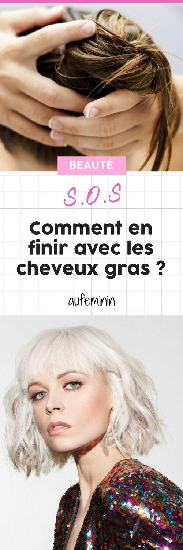 Comment entretenir ses cheveux gras ? 9 solutions pour régler ça #cheveux #soin #astuce #aufeminin