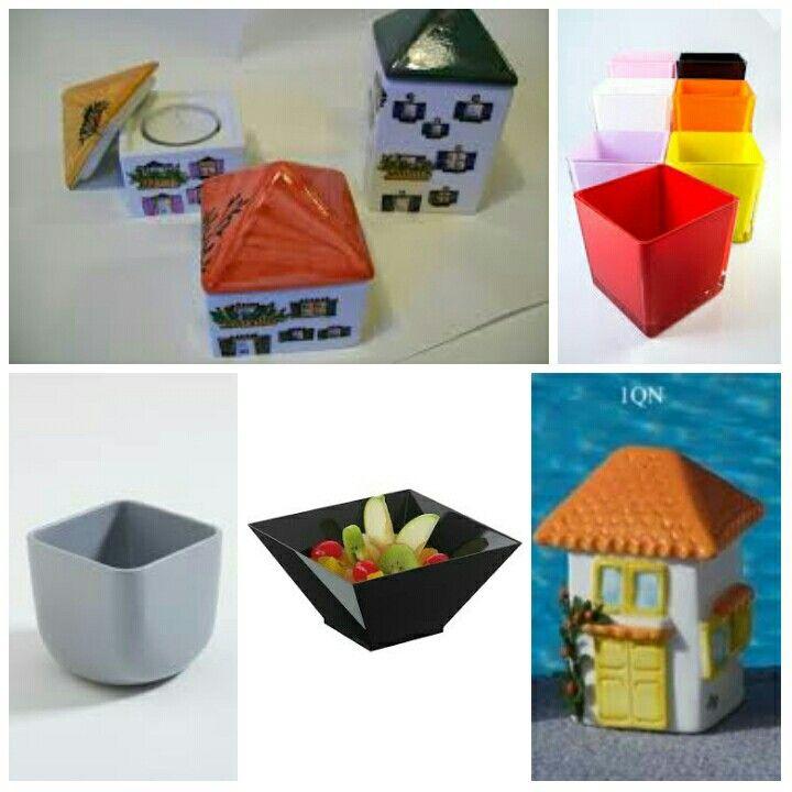Casitas hechas con objetos comunes que tenemos en nuestro hogar