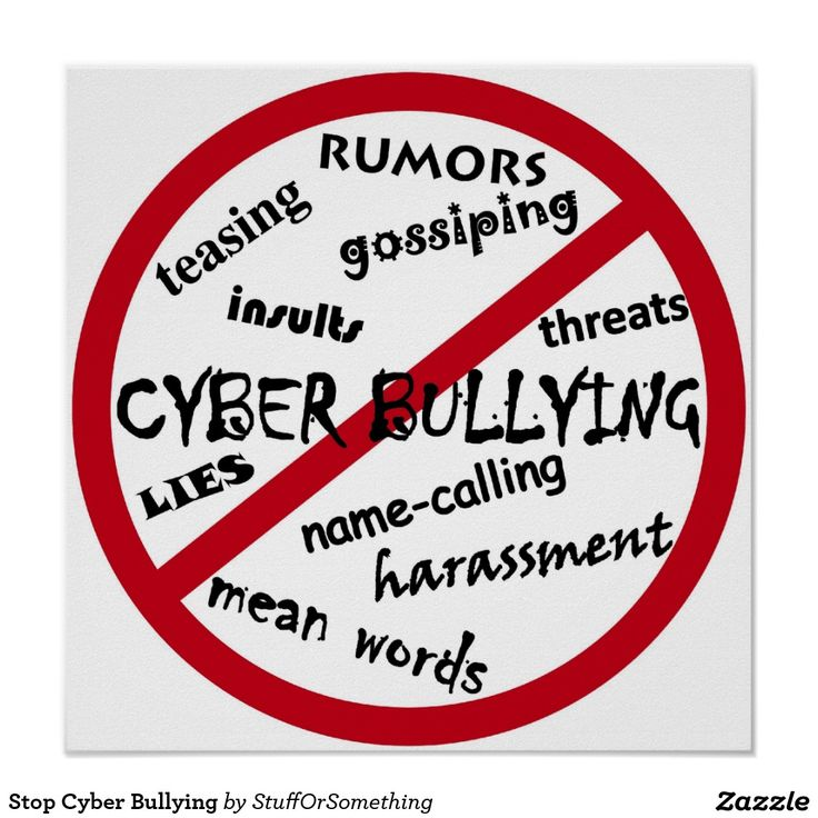 no bullying posters - Google Search