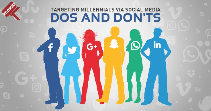 Marketing to Millennials via Social Media is like paving way for new challenges. Here are a few Dos and Don'ts that should be added to your how-to-nail-it list now: http://bit.ly/2maWliK #SocialMediaMarketing #SMM