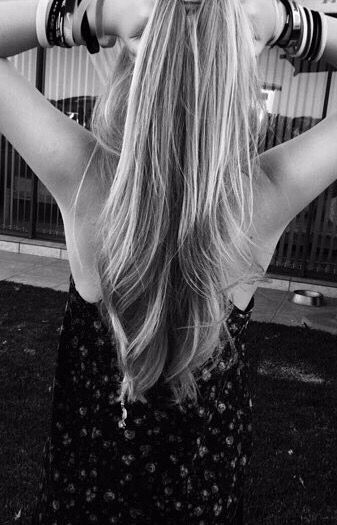 Credit to my hair and my mom taking the photo.