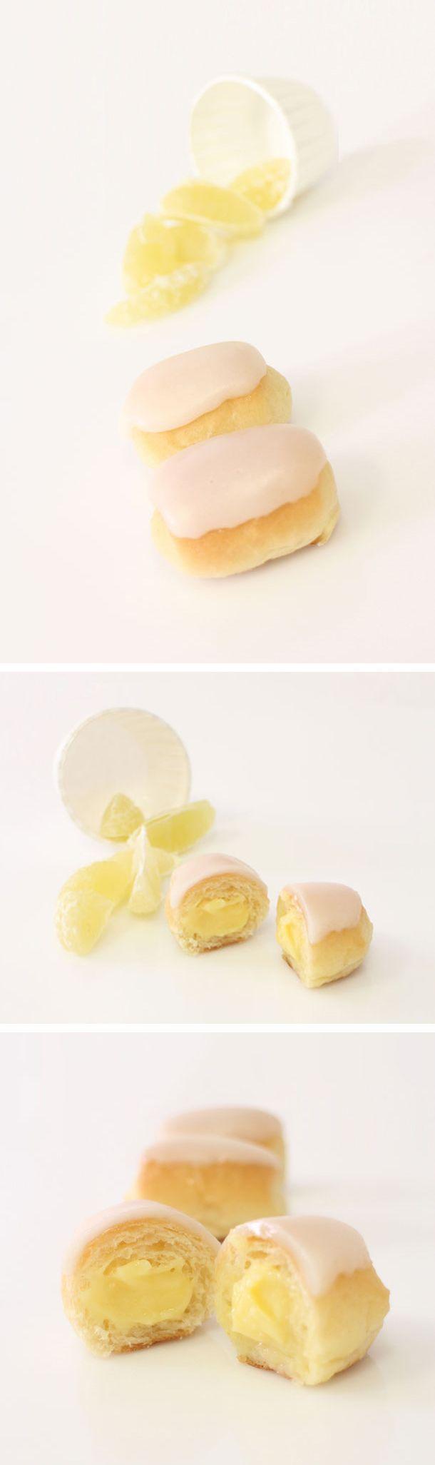fartons con crema de limonada / http://dosyemas.com/