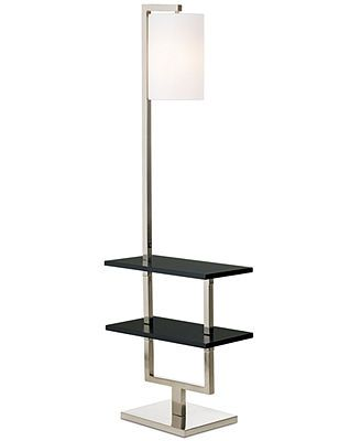 24 Best Images About Floor Lamp With Shelves On Pinterest