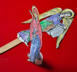 Annunciation Craft