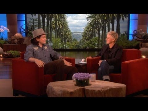 John Mayer - The musician sat down with Ellen to tell her about his hiatus from the industry, living in Montana, and his path back to the limelight.
