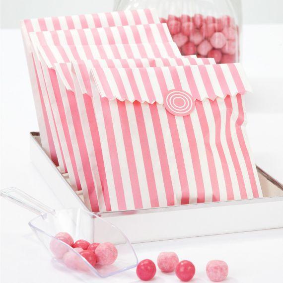 de ravissants sachets confiserie pour la décoration et les cadeau d invités