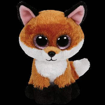 Ty Beanie Boos Slick Fox Medium