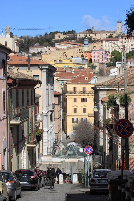Ancona, Marche, Italy - Scorcio - View Photo by Celo Risi --  #destinazionemarche #marche #ancona इटली  意大利 Italujo イタリア Италия איטאליע إيطاليا