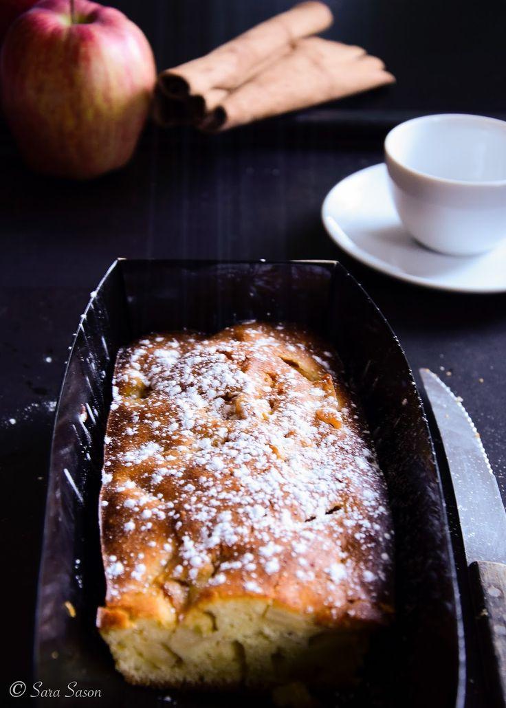 Apples & cinnamon cake