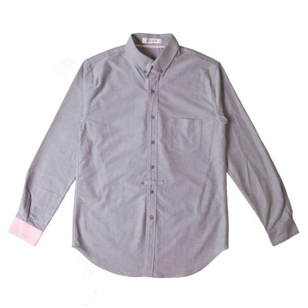 Oxford Shirt   &nd B   Wolf & Badger