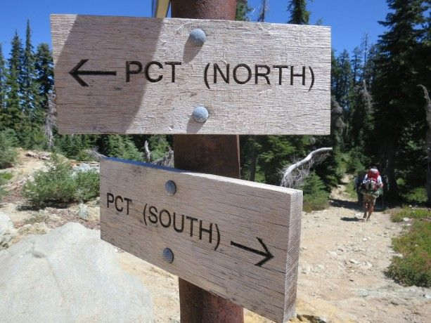 Which way should you hike the Pacific Crest Trail?