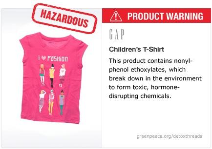 GAP t-shirt   #Detox #Fashion