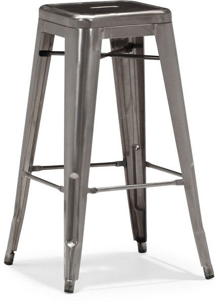 MORRIS BAR STOOL $303 - modern cafe chair reproduction - puremodern.com #modern