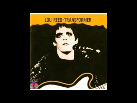 Lou Reed  - Satellite Of Love - the David Bowie backup parts just make this for me...