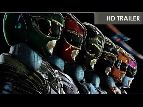 *Power Rangers 2017ᴴᴰ || Official Trailer || Haim Saban ||Shuki Levy|| P...