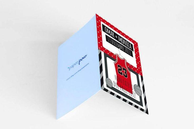 • Greeting card •