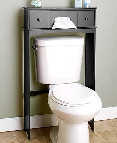 Best 25 bathroom space savers ideas on pinterest home Wood bathroom space saver over toilet