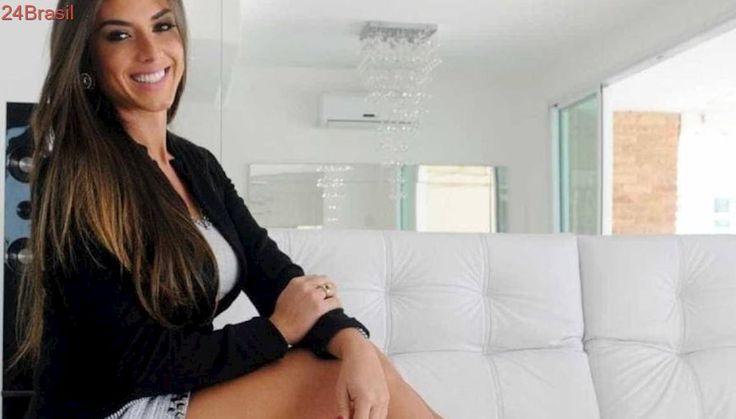 Pagou Mico: Fãs detonam Nicole Bahls após saída da 'Fazenda'