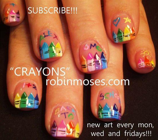 crayons:)