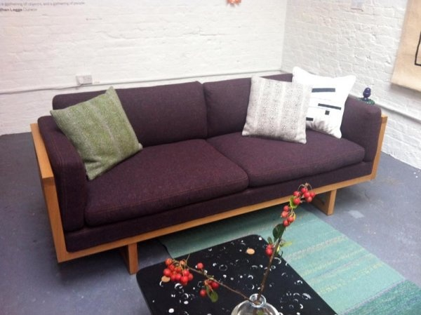 Attractive CCOI A Place To Gather: Sofa By Simon And Tadhg Ou0027Driscoll With Tweed