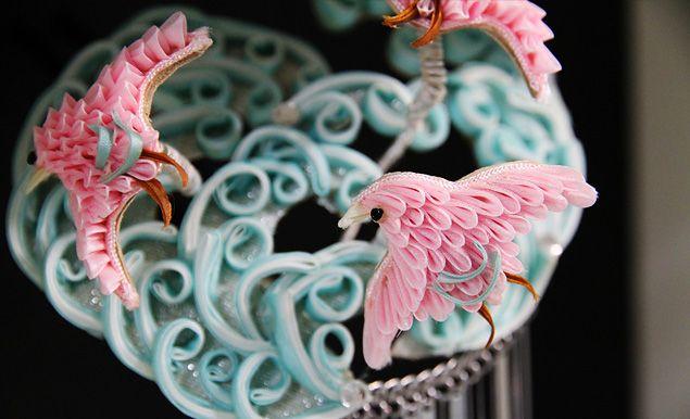 東京・浅草橋 つまみ堂 » つまみの作り方と花