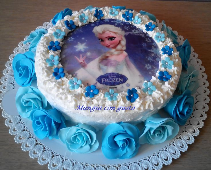 torta-frozen-semplice