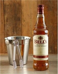 Fine Wine and Spirits - Spirits: Bells Whiskey & Ice Bucket!