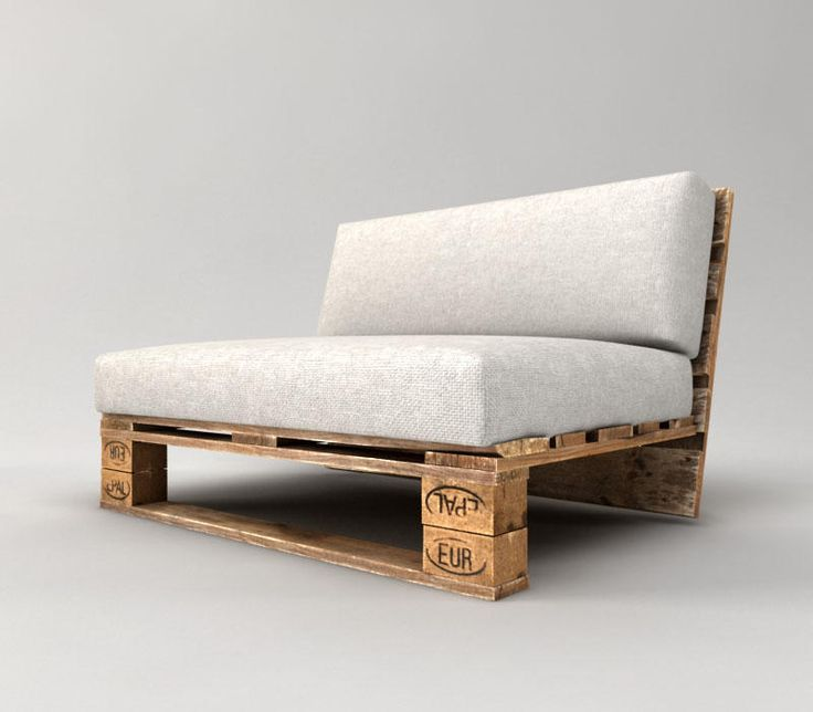 9 besten diy paletten sofa bilder auf pinterest palettensofa bauen selbermachen und anleitungen - Paletten balkonmobel ...