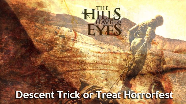 Get all the details on the remake of The Hills Have Eyes http://www.descentsundays.com/gothic-news/goth-culture/movies/horror/hills-have-eyes-review/