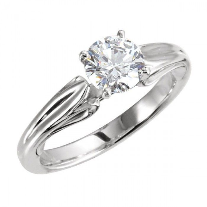 mybridalring company provides platinum crafted with uniquely designed features handcrafted and comfort fit diamond engagement ring - Wedding Rings Under 500
