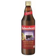Bio Rabenhorst Nectar de Afine Salbatice de cea mai inalta calitate.   Afinele au cea mai mare capacitate antioxidanta dintre toate fructele