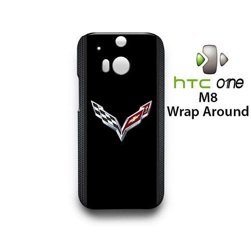 Chevrolet Corvette Custom Case for HTC One M8
