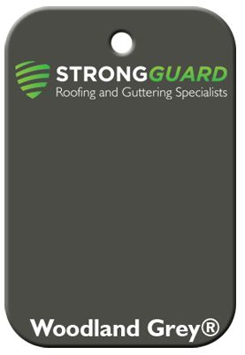 Colorbond Woodland Grey - Strongguard Roofing & Guttering