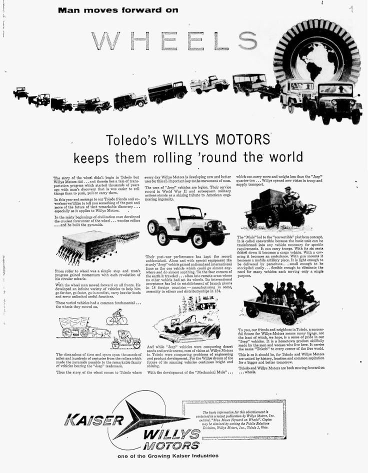 98 best images about vintage jeep advertisements on